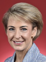 Official portrait of Michaelia Cash
